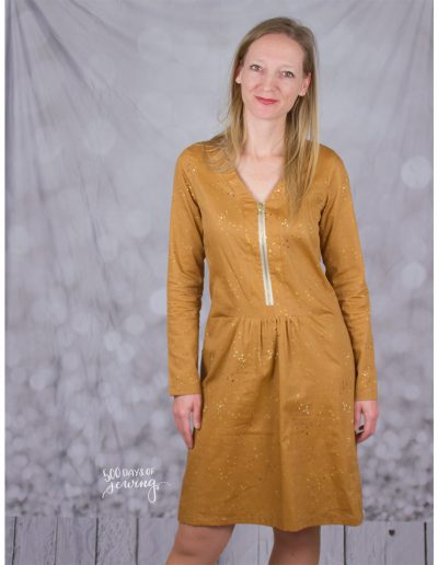 Kleid Laura, genäht von @500_days_of_sewing