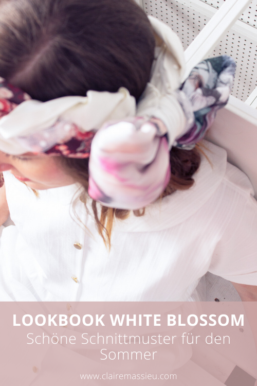 Lookbook White Blossom